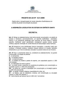 estado do espirito santo - Assembleia Legislativa do Espirito Santo