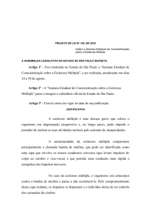 Proposituras_Projeto de lei - Assembleia Legislativa do Estado