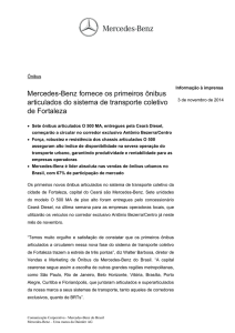 do Press Release - Mercedes-Benz
