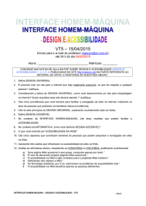 VT5 – 15/04/2015 Enviar para o e-mail do professor (celsocn@oi
