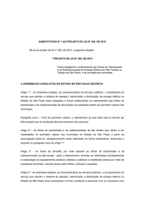 Acessorios_Substitutivo - Assembleia Legislativa do Estado de