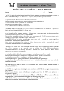 exercicios - Instituto Montessori