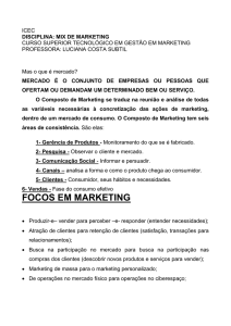 FAUC - MARKETING ICEC