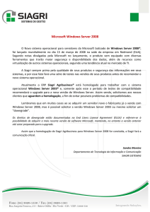 Microsoft Windows Server 2008x