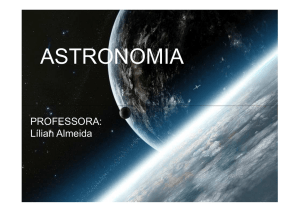 astronomia power point 6oano