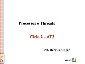 Processos e Threads Ciclo 2 – AT3