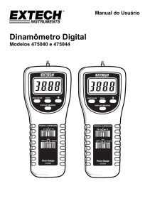 Dinamômetro Digital