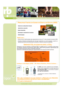 unidade co2 eq (equivalente a co2)