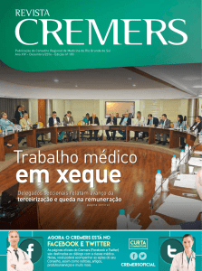 Informativo Cremers