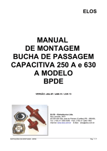 MANUAL BPDE_2_V2 - ELOS | Eletrotécnica