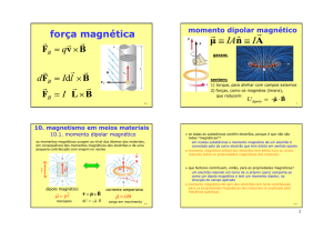8.02T > Notes, Electromagnetismo I