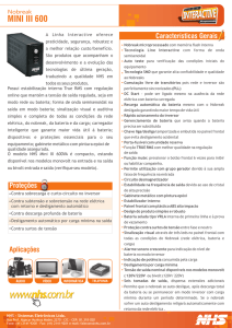catalogo eletronico mini III 600