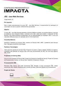 JEE - Java Web Services