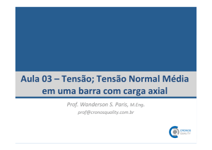 Tensão Normal médial