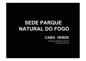 sede parque natural do fogo