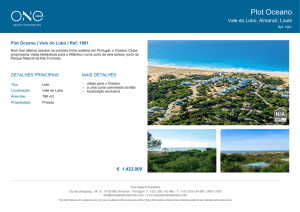 Plot Oceano - ONE SELECT PROPERTIES