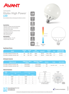 Globo High Power