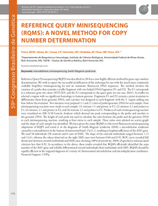 reference query minisequencing rqms : a novel method for copy