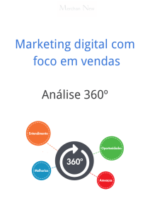 Marketing digital com foco em vendas