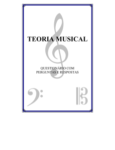 TEORIA MUSICAL - ccbsist.org.br
