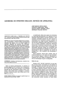 LEIOMIOMA DO INTESTINO DELGADO. REVISÃO DE LITERATURA