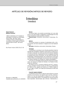 Enterobíase - Revista Panamericana de Infectología