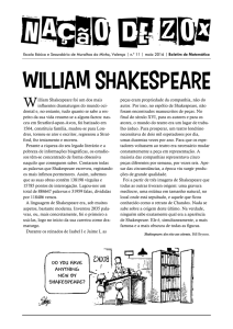 William Shakespeare - Biblioteca Escolar