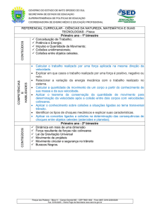 Referencial Curricular de MS
