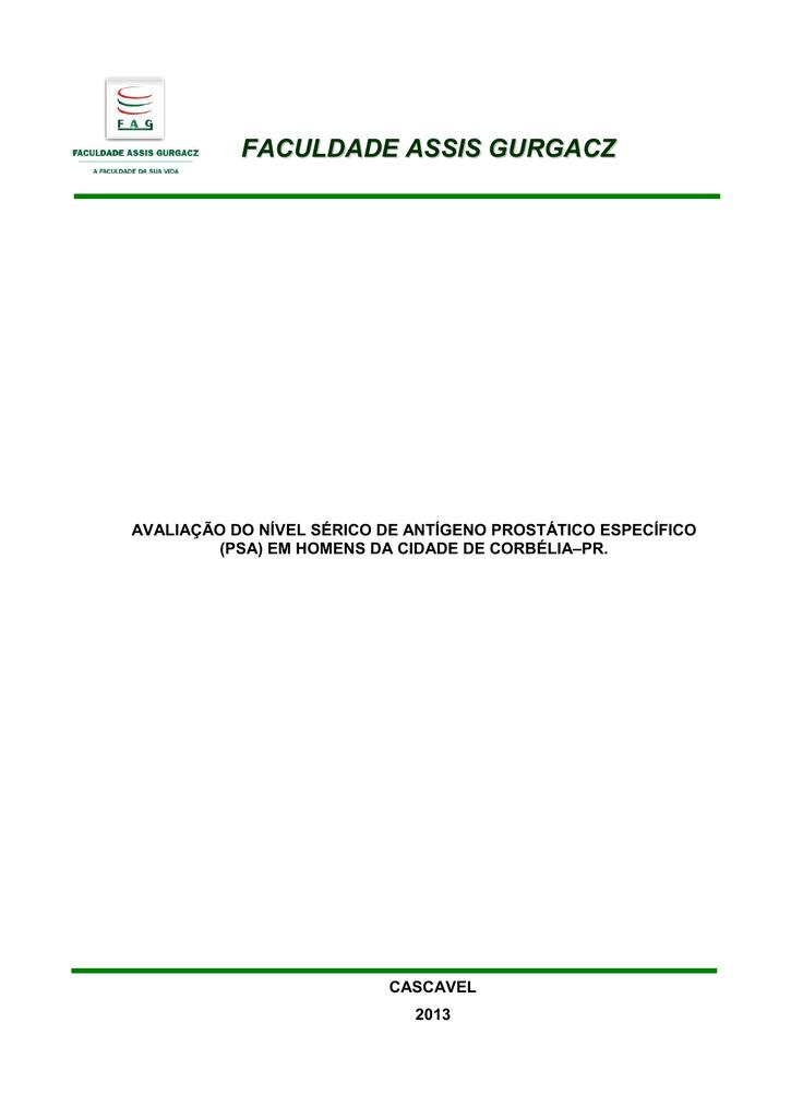 antigene prostatico specifico vuoto valore 1 297 de