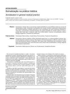 Somatization in general medical practice