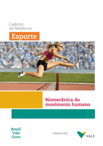 Biomecânica do movimento humano - UNESDOC