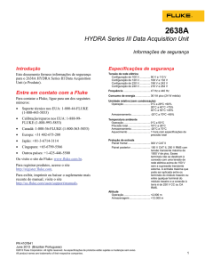 2638A HYDRA Series III Data Acquisition Unit
