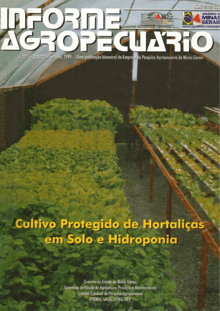 d3486264b659 1 Cultivo Protegido de Hortaliças em Solo e Hidroponia Produção de  hortaliças em ambiente protegido  uma técnica a ser aprendida O professor  Paulo Cezar ...