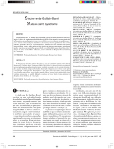 Síndrome de Guillain-Barré Guillain-Barré Syndrome