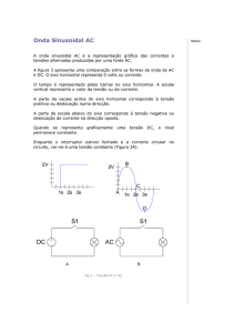 Onda Sinusoidal AC - e-learning-IEFP