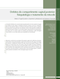 pág.363 Defeitos do compartimento vaginal posterior
