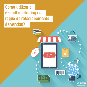 Como utilizar o e-mail marketing na régua de relacionamento