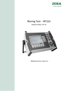 Moving Test – MT310