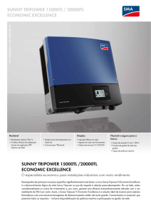 sunny tripower 15000tl / 20000tl economic excellence