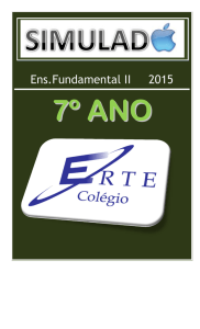 Ens.Fundamental II 2015