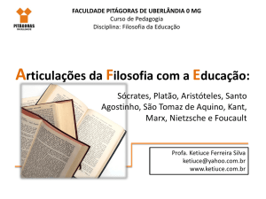 Filosofia ocidental