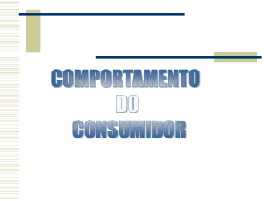 COMPORTAMENTO DO CONSUMIDOR AS CLASSES SOCIAIS