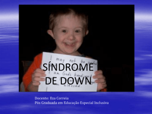 Video: S  ndrome de Down