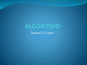 algoritmo - WordPress.com