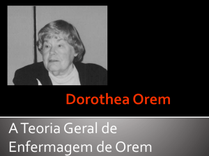 Dorothea Orem - Google Groups