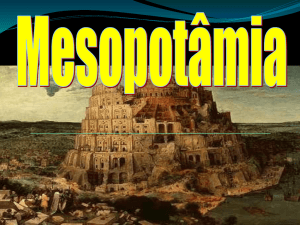 MESOPOTaMIA POWER POINT