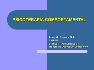 Psicoterapia Comportamental