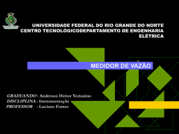 universidade federal do rio grande do norte centro - DEE