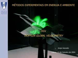doppler global velocimetry