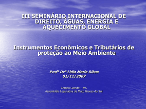 Slide 1 - Assembleia Legislativa de Mato Grosso do Sul